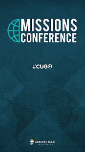 CU Missions Conference 2018 - náhled