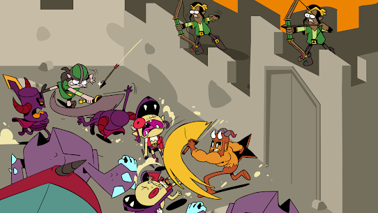 Idle Hero TD – Fantasy Tower Defense 8