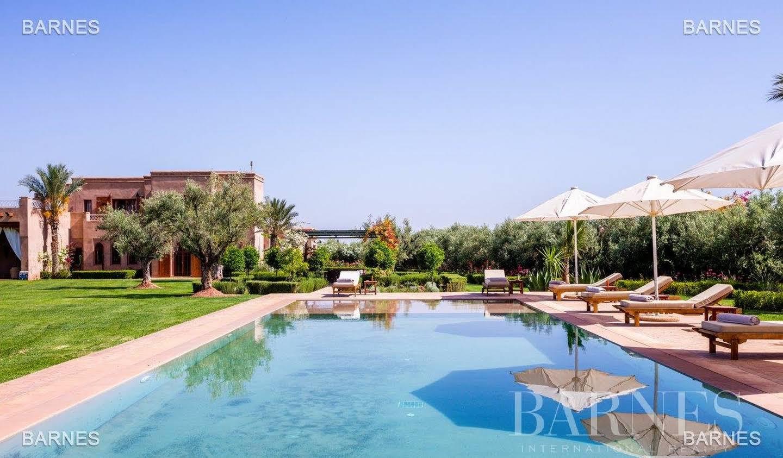 Villa avec jardin Marrakech