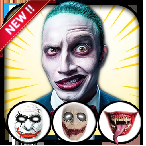 Joker Mask Photo Editor