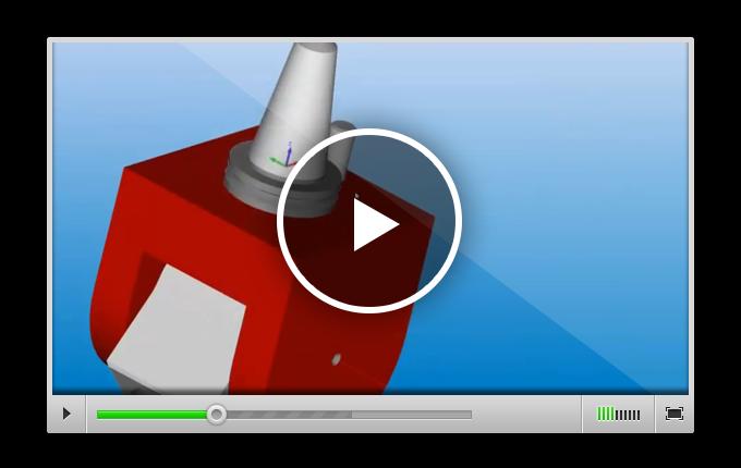 Использование твердотельных моделей оправок и агрегатных головок при обработке в Alphacam