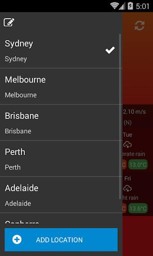 免費下載天氣APP|날씨 호주 app開箱文|APP開箱王