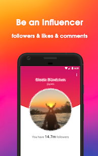 App Instant Followers and Likes using QR & Hashtags APK for Windows Phone