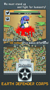 Game 100T Earth Defender APK for Windows Phone