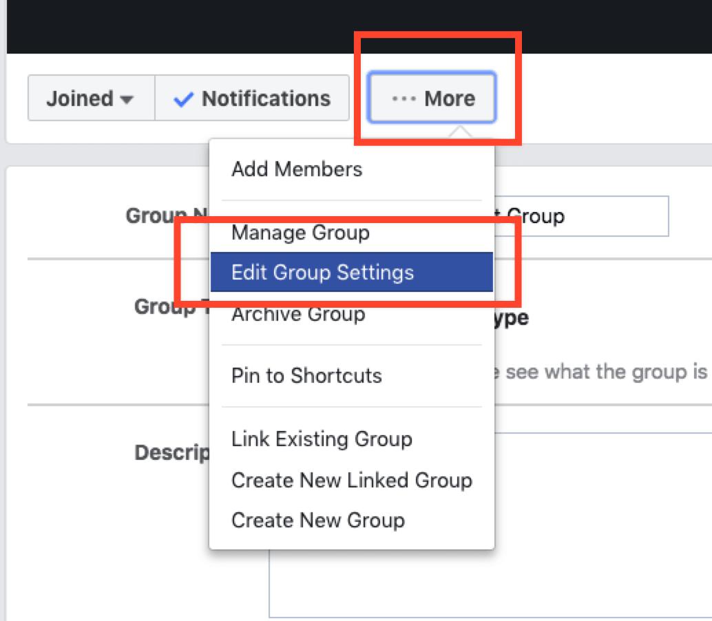cách tạo nhóm trong facebook