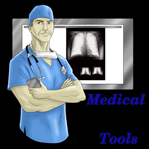Medical Tools 醫療 App LOGO-硬是要APP