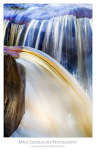 Photo: #WaterfallWednesday  Lower Falls at Wain Wath Force  Ok, I thought I'd have a crack at posting something for #WaterfallWednesday (curated by +Eric Leslie) that wasn't from Aysgarth Falls for a change, which I seem to have done rather a lot of recently! So here's an abstract shot from last year taken at Wain Wath Force in Upper Swaledale. The main falls themselves are great, but there's lots more to explore, especially when the river is low and you can walk along the rocky riverbed below the falls to a variety of smaller cascades which are great for these more intimate images.  Canon EOS 5D, 24-105mm at 85mm, ISO 100, 1/4s at f22