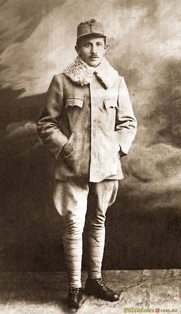 Євген Коновалець у російському полоні, 1916-1917 р.
