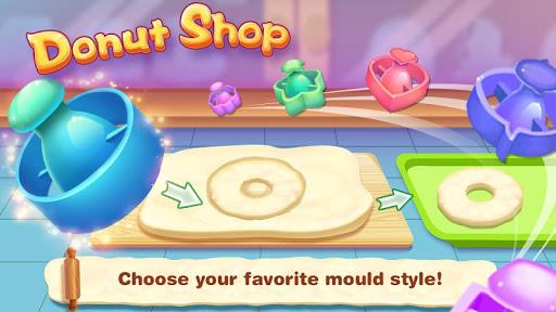 Donut Shop - Kids Cooking Game  screenshots 2