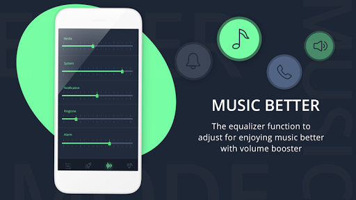 Volume Booster & Bass Booster with Music Player for PC