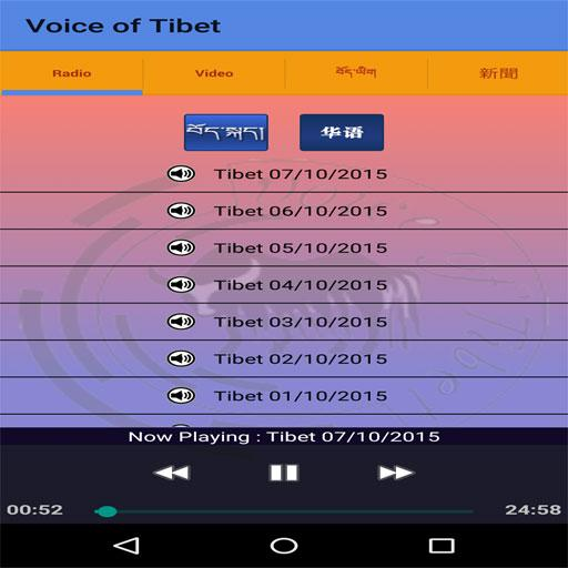 Voice of Tibet: News on Tibet- screenshot