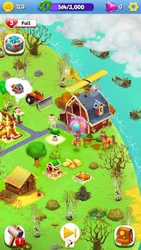 Farm Slam - Match-3, Build & Decorate Your Estate