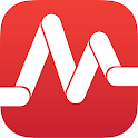 Movit - fitness friend locator icon