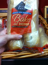 Photo: I love the Bake at Home breads!  My Walmart carries two different kinds from the Ecce Panis brand.