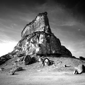 by Sherif Nashaat - Landscapes Deserts