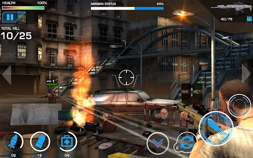 Border Wars: Snipper Elite Screenshot