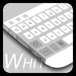 White Keyboard 10001016