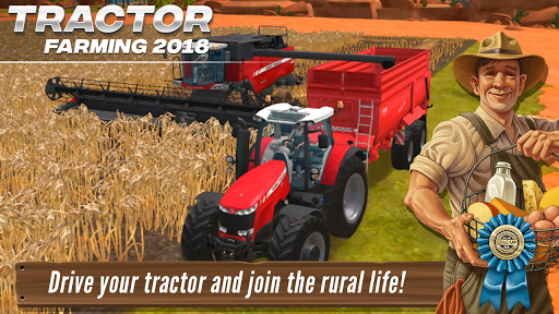 Tractor Farming 2018 2.0 screenshots 3