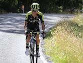 Giro: la victoire d'étape pour Chaves, Pieter Serry dans le top 5