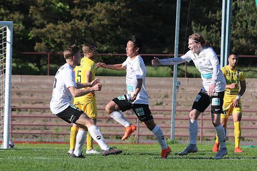 MuSa voitti ensimmäisen kohtaamisen Taikin maalilla. (Kuva: UrheiluSuomi.com)