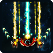 Space Shooter Attack Alien Invaders