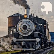 Rompecabezas de Trenes
