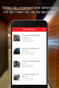 PowerApps Screenshot