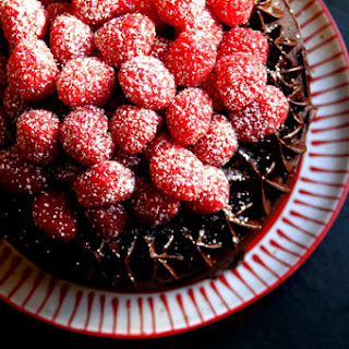 ATK's Chocolate-Raspberry Torte