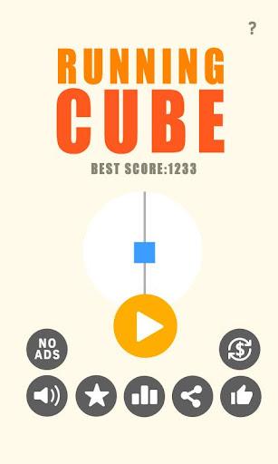 Running Cube