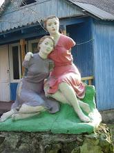 Photo: Дааа, социализм...  Почти Венера (две) Милосская.