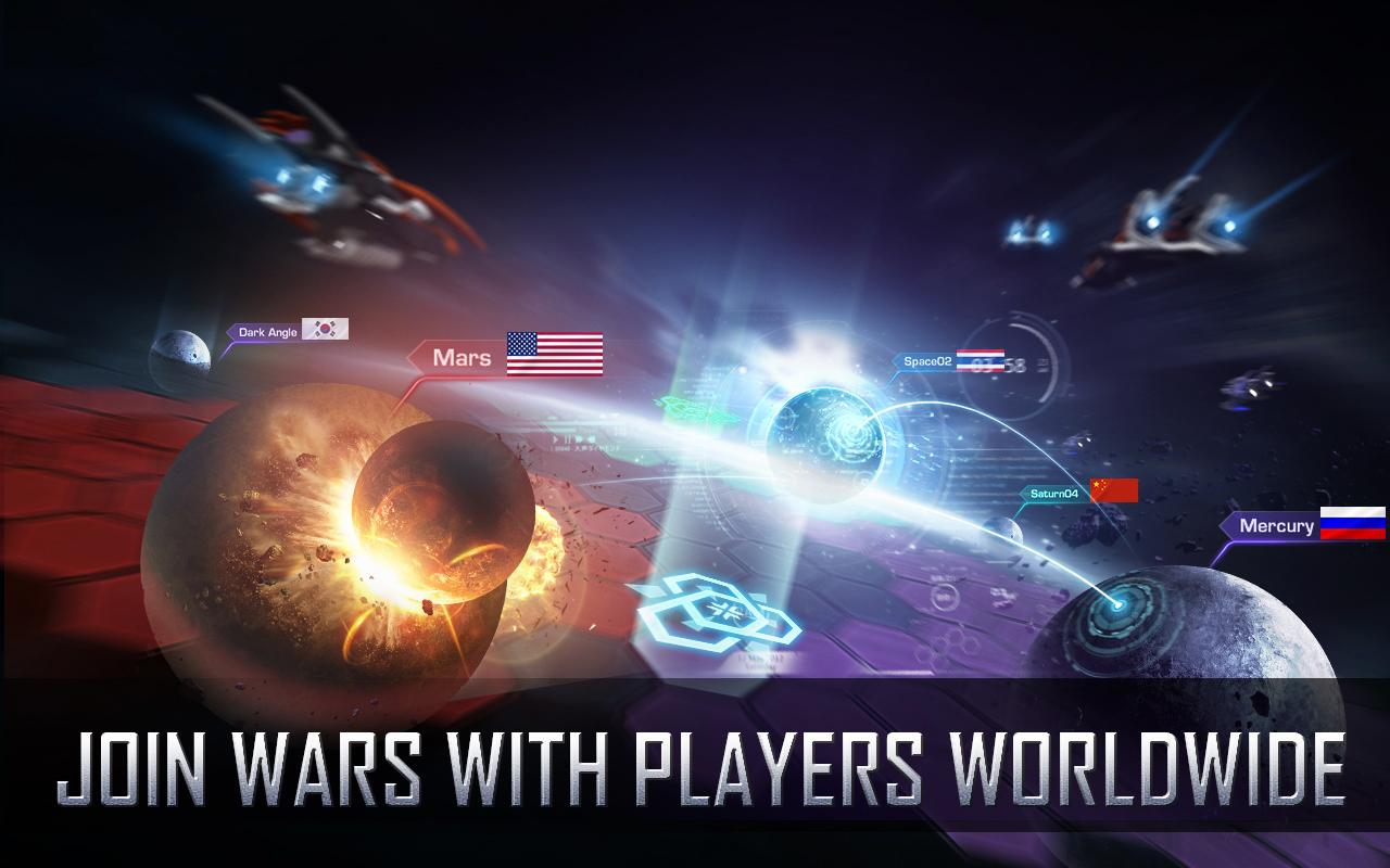 Galaxy Legend- screenshot