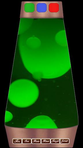 Lava Lamp : Night Light Relax screenshots 1