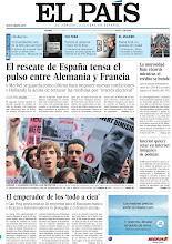 Photo: El rescate de España tensa el pulso entre Alemania y Francia, padres y alumnos contra los recortes en educación y más información sobre la mafia china, en la portada de la edición nacional del viernes 19 de octubre de 2012 http://cort.as/2dvn