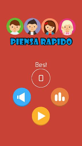 腦力激盪益智拼字app遊戲Piensa rapido!錯過今日免費等下次