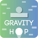 Hop the Ball - Gravity Escape icon