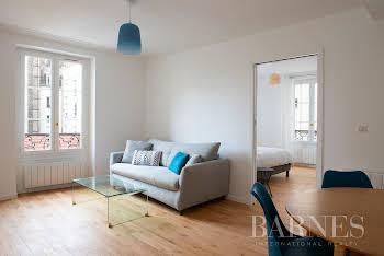Appartement 2 pièces 43,19 m2