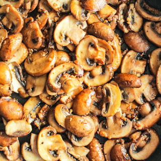 Steakhouse Mushrooms Recipes.