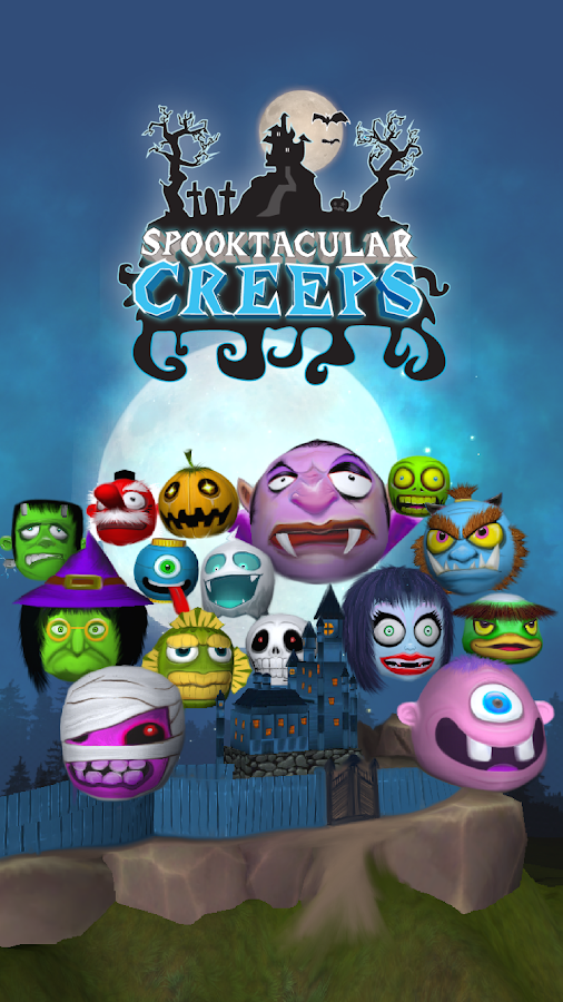 Spooktacular Creeps- screenshot