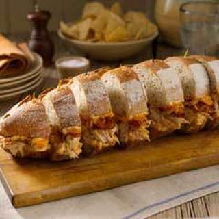 Talladega Turkey Sandwich.