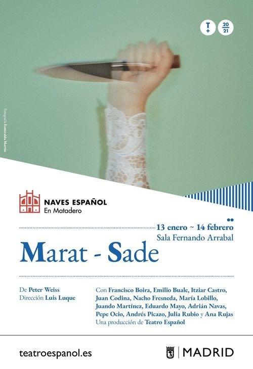 Estreno Marat-Sade