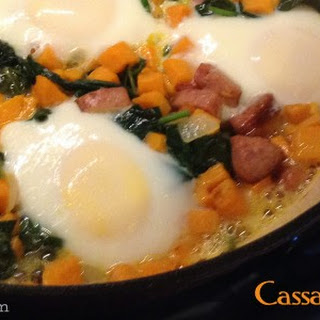 Paleo Sweet Potato Breakfast Cassarole