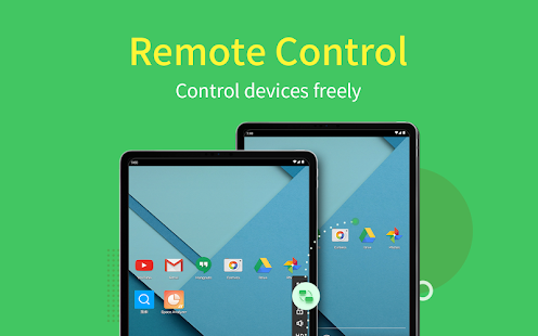 AirMirror: Remote support & Remote control devices Screenshot