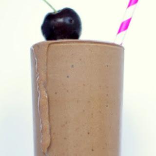 Creamy Chocolate Milkshake