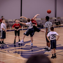 by Jackie Eatinger - Sports & Fitness Basketball