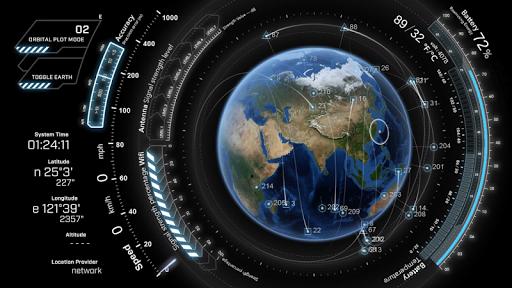 JARVIS GPS Monitor screenshot 3