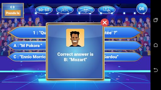 Millionaire Quiz 2020 - Qui veut des millions modavailable screenshots 3
