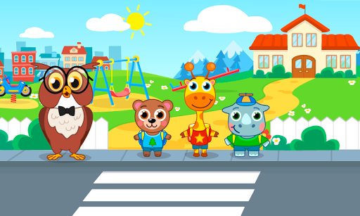Kindergarten : animals  screenshots 1