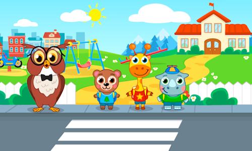 Kindergarten : animals 1.1.2