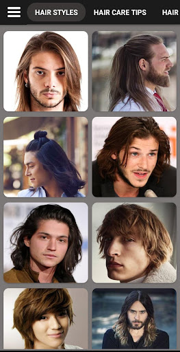 Boys Men Hairstyles and boys Hair cuts 2018 2.2 screenshots 3