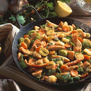 Turkey Fillets Recipes.